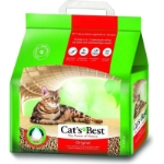 Arena para gatos 100% vegetal de Cat's Best