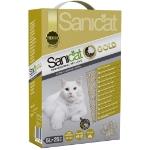Arena perfumada para gatos Sanicat Gold
