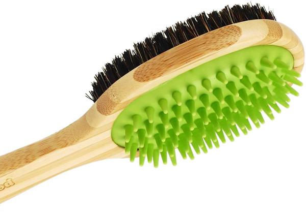 Cepillo pecute para el pelo para gatos