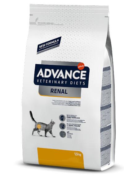 Alimento para gatos Advance renal