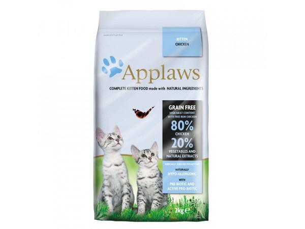 Alimento Applaws para gatitos