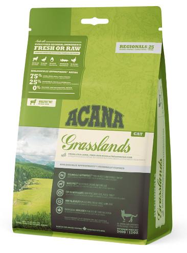 Acana grassland alimento para gatos