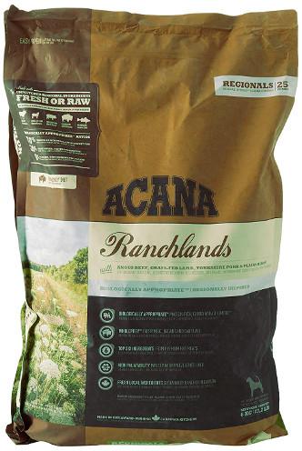 Pienso para gatos Acana ranchlands