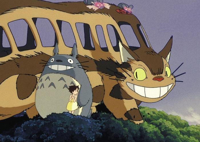 Gato bus o Nekobuse, nombre japonés para gatos grandes